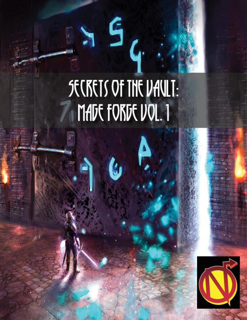 homebrew campaign setting Ulthe-Ganya Secrets of the Vault Mage Forge