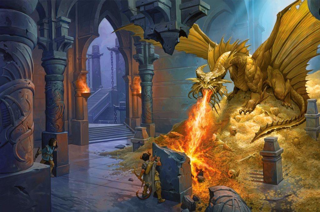 D&D treasure troubles share the loot Waterdeep Dragon Heist
