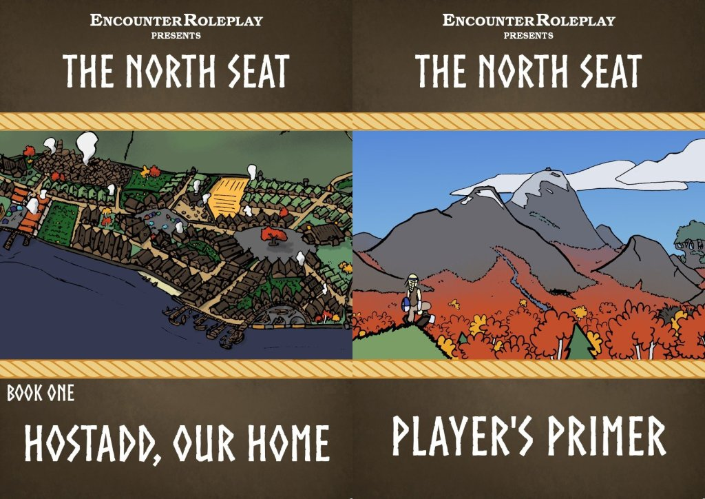The North Seat 5E D&D campaign setting