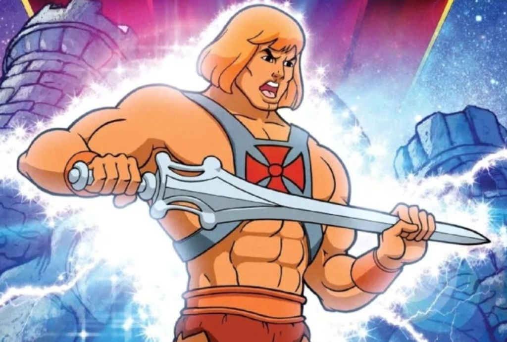 5E D&D Power Sword He-Man