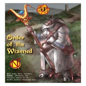 Order of the Wizened for 5th Edition