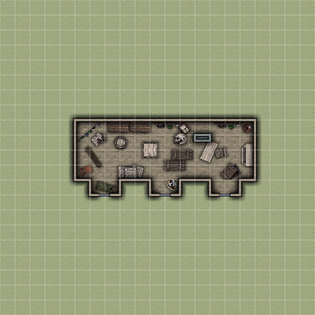 D&D game
