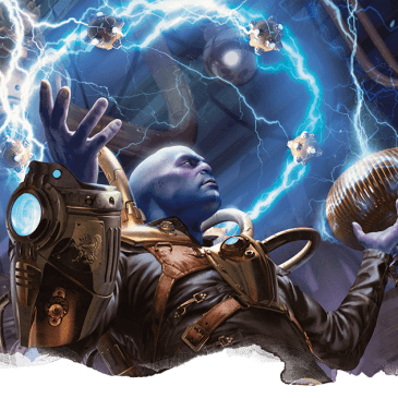 D&D artificer Unearthed Arcana