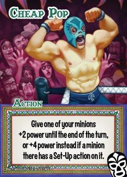smash up luchador