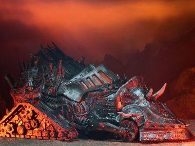 infernal war machine