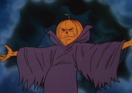 D&D Halloween adventures ghostbusters Samhain