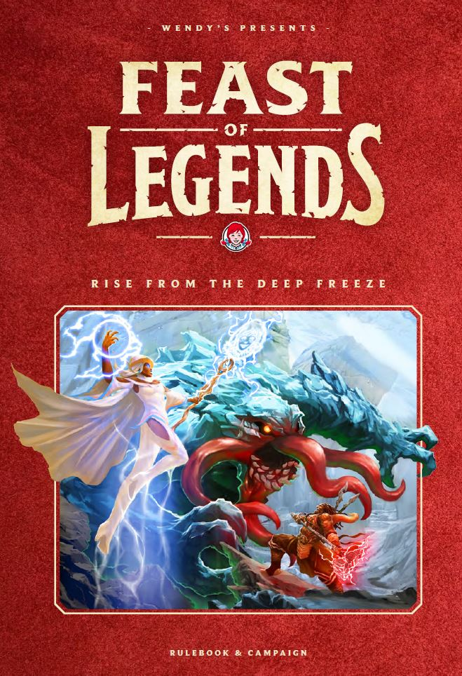 Wendy's RPG Feast of Legends