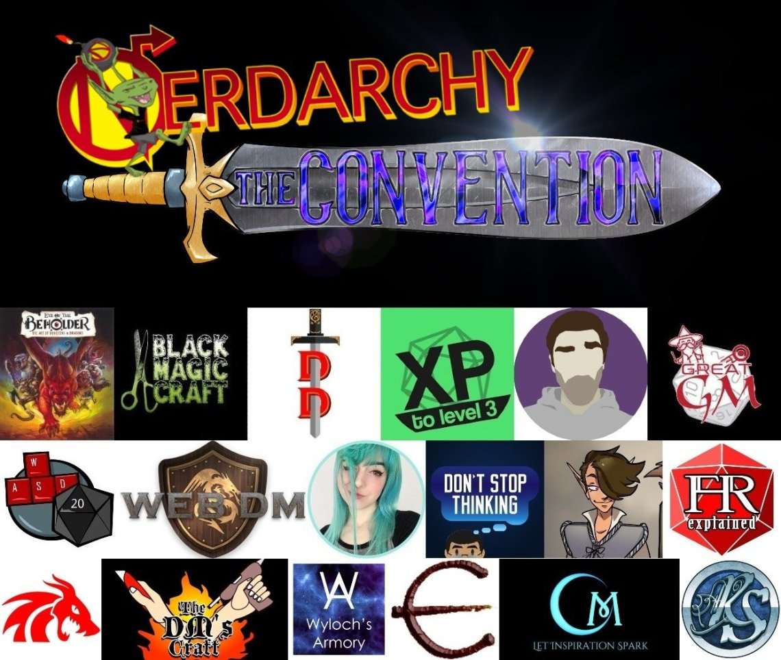 Nerdarchy the Convention