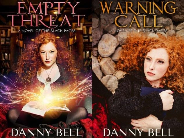 Danny Bell Black Pages urban fantasy