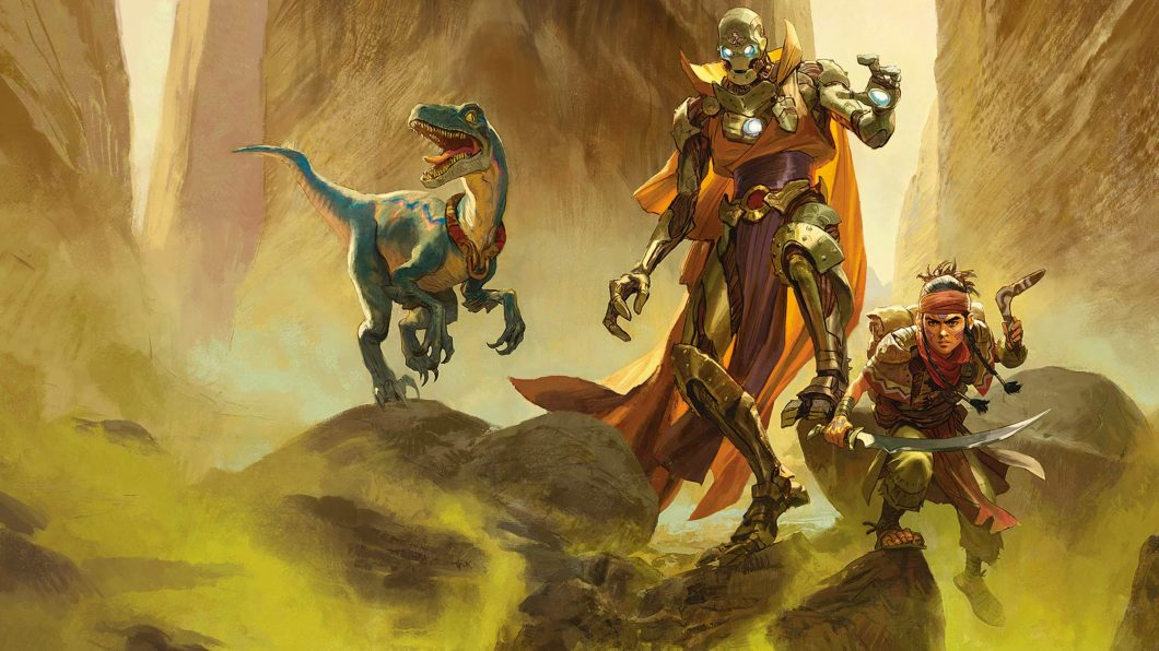 Eberron Rising from the Last War 5E D&D