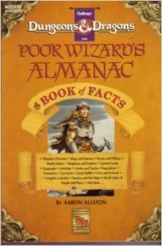 TSR Poor Wizards Almanac