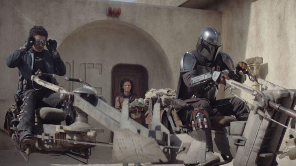 Mandalorian 5E D&D bounty hunter campaign