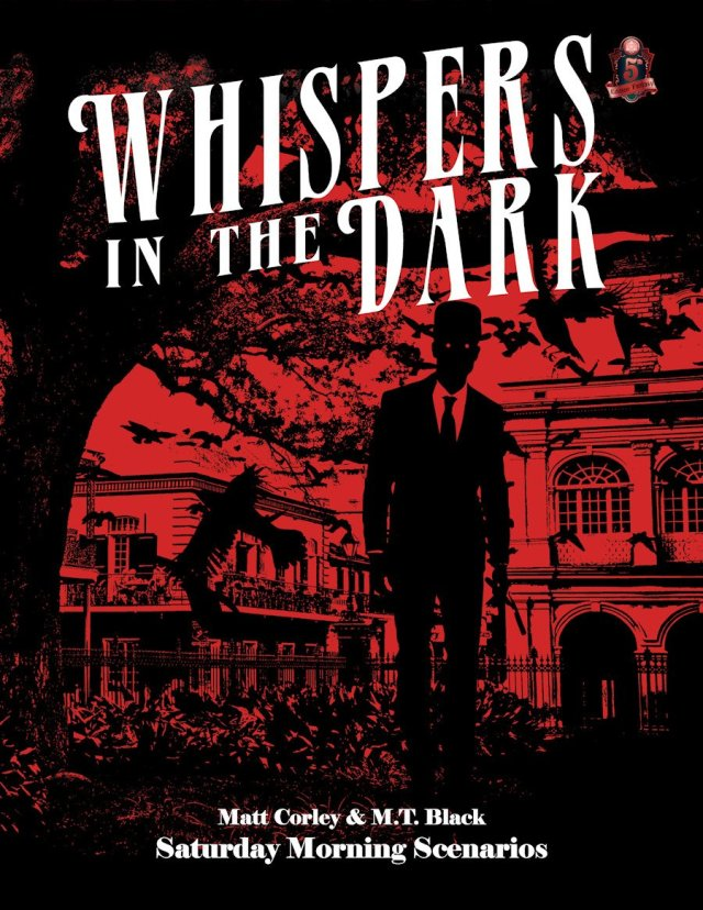 Whispers in the Dark Roars onto the 5E Scene with Investigative Horror Roleplaying