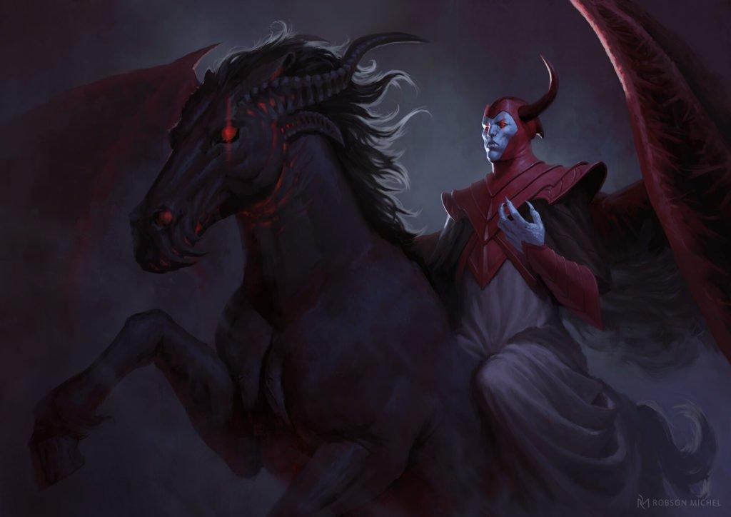 dnd cartoon venger D&D magic villain