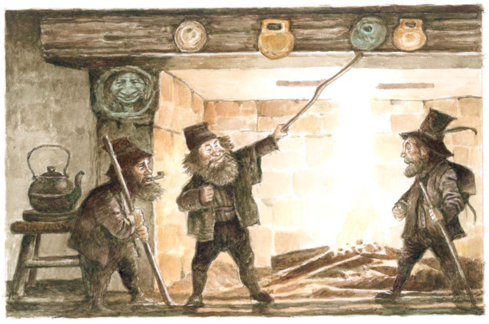 5E D&D hobgoblins secret history
