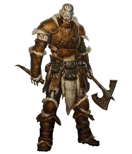 5E D&D goliath adventurers league character build extreme adventurer