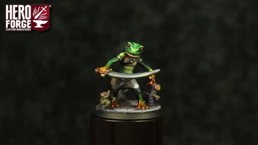 hero forge frogfolk