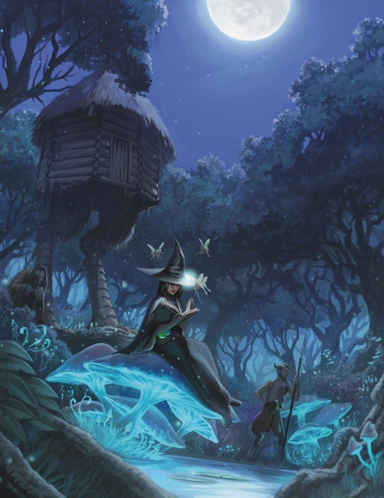Tasha's Cauldron of Everything 5E D&D origins character options
