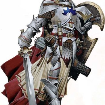 5E D&D warforged defender