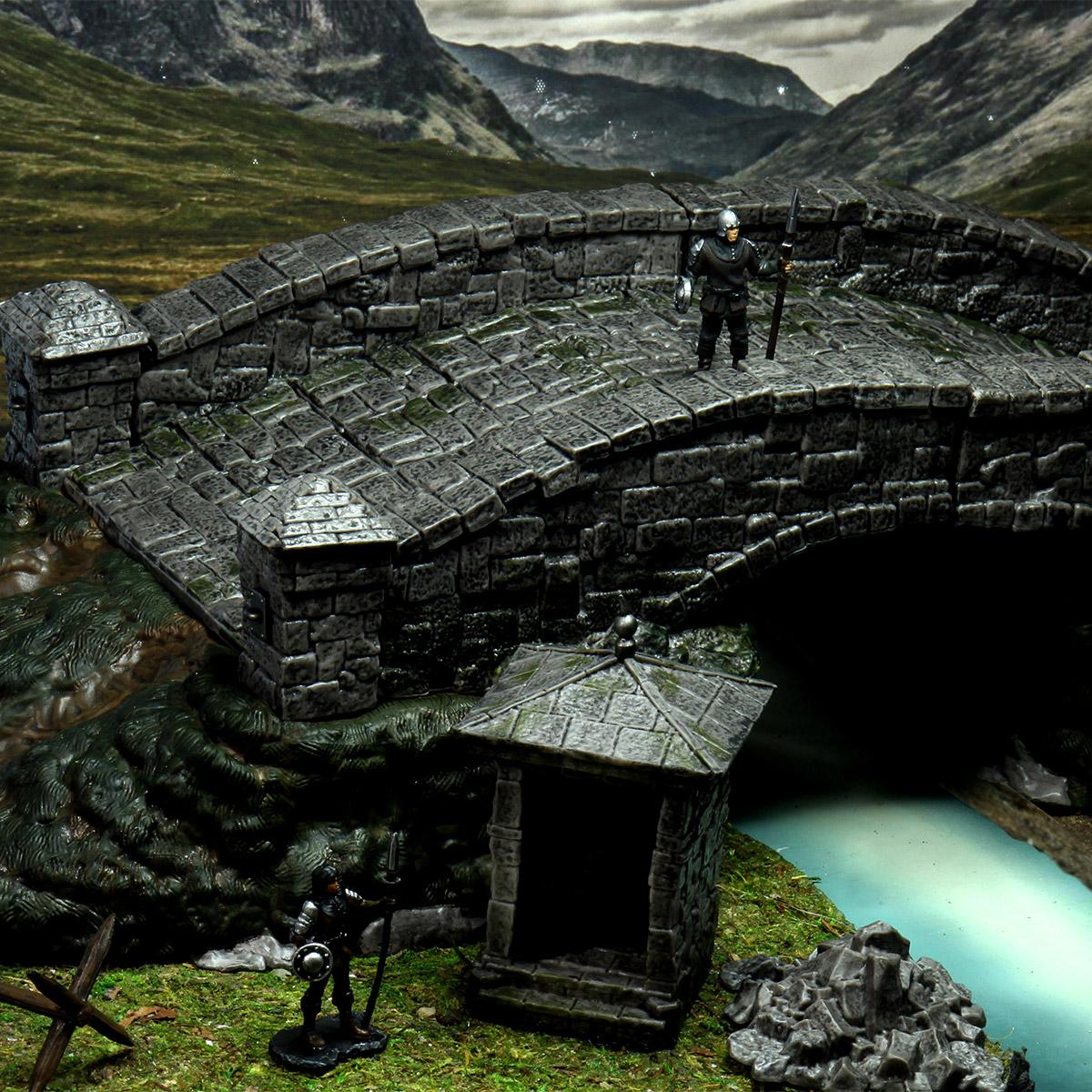 WizKids Stone Bridge