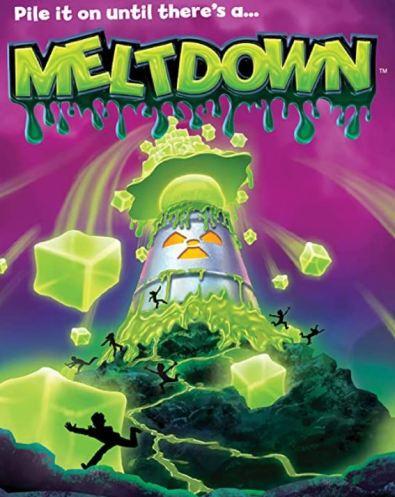 PlayMonster Meltdown Game gelatinous cubes