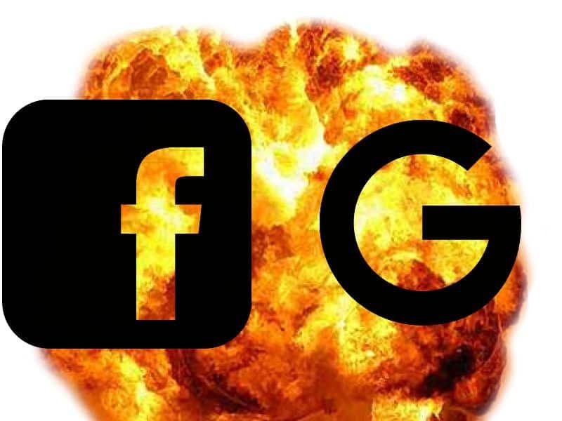 RGPD la mort de Facebook et Google