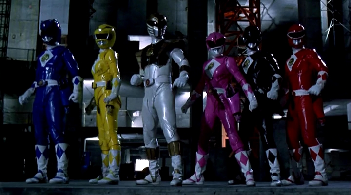 Image result for mighty morphin power rangers movie