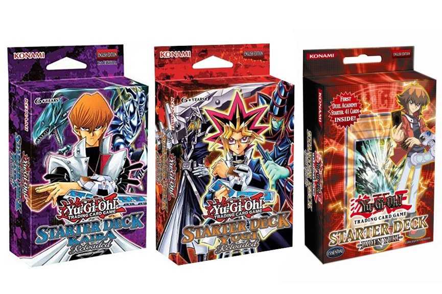 Best YuGiOh Starter Decks