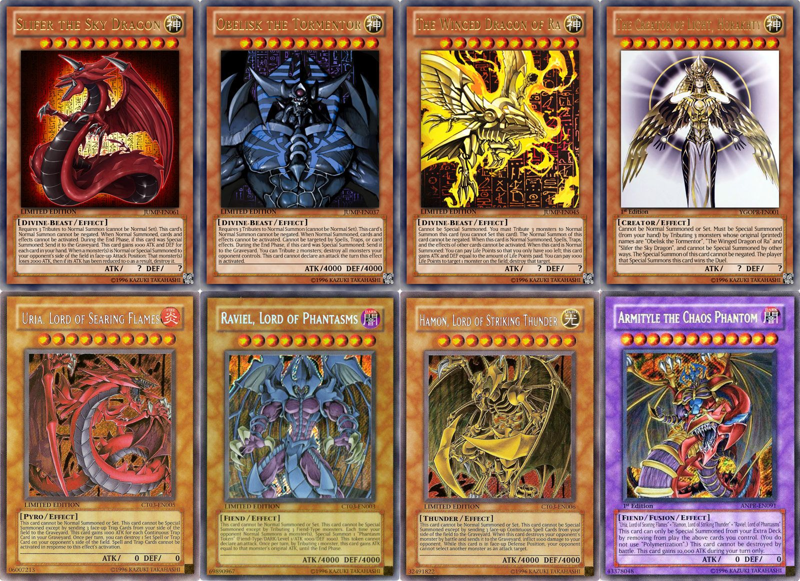 The Best Yugioh Monsters in Every Archetype