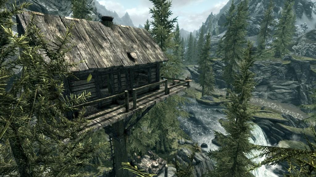 Hermit's Tree House Mod