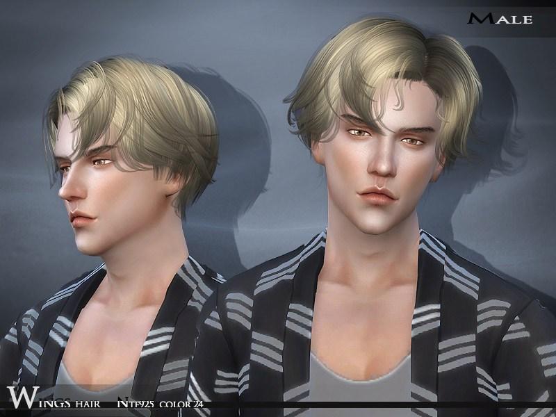 Wings Hair Male