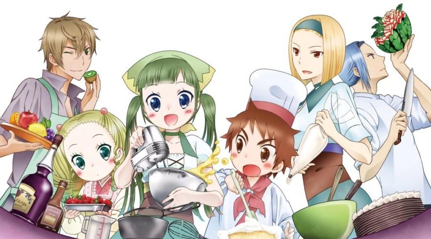 Watashi no Italian Anime
