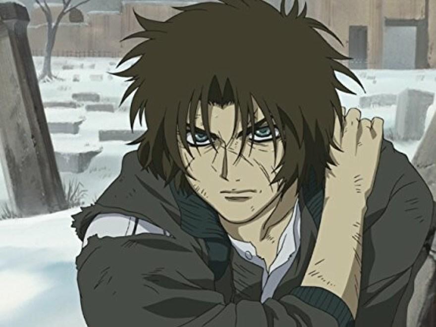 Kiba, Wolf's Rain