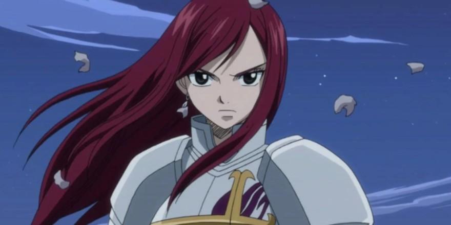 Erza Scarlet, Fairy Tail