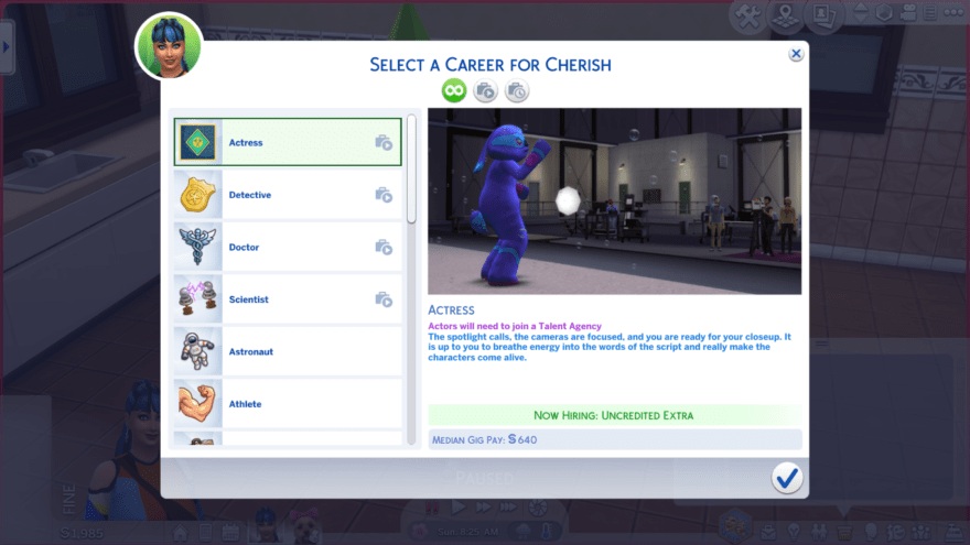 Sims 4 Careers Ranked