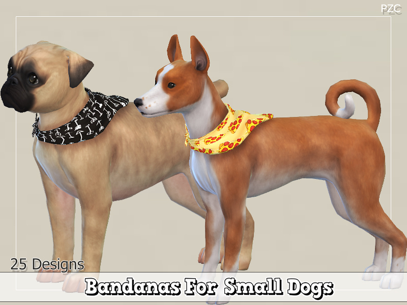 Bandanas For Small Dogs