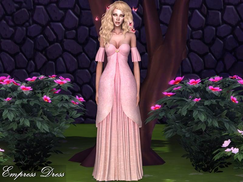 Genius Empress Dress