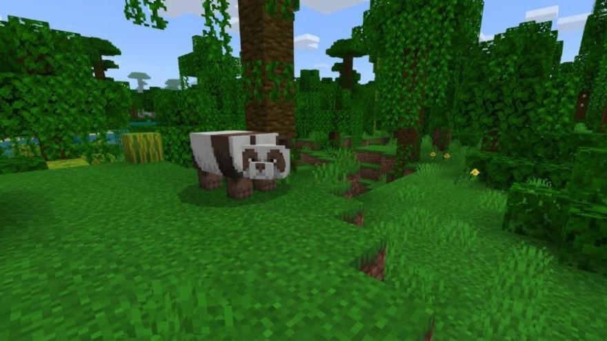 Minecraft Panda 57558375