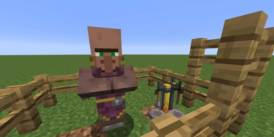 Cleric Villager