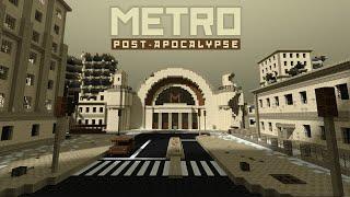 Metro Post Apocalypse