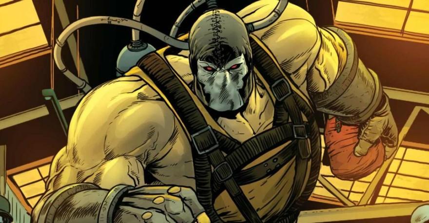 Dc Comics Bane