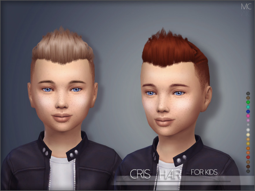 Cris Hair Kids