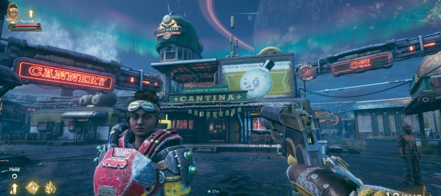 The Tweaked Outer Worlds