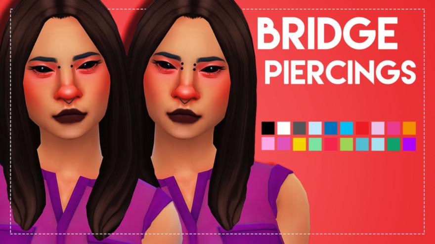 Bridge Piercing