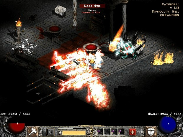 Diablo 2 Sp Enhancement