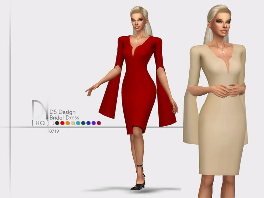 Ds Design Bridal Dress