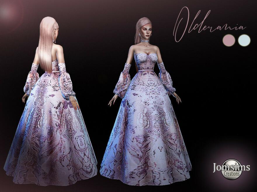 Olderania Dress