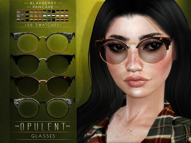 Opulent Glasses