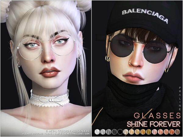 Shine Forever Glasses