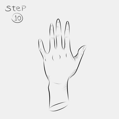 Anime Hands 10